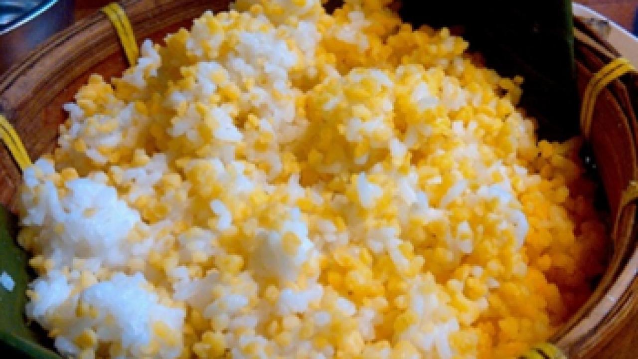 Cara Membuat Nasi Jagung Dengan Rice Cooker